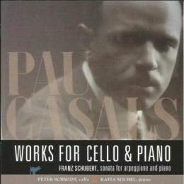 CD: Pau Casals – Obras para violoncelo y piano
