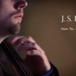 Johann Sebastian Bach – Suite no. 3 para violoncelo solo en do mayor | BWV 1009
