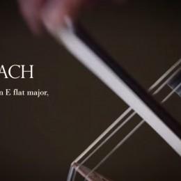 Johann Sebastian Bach – Suite Nr. 4 für Cello solo in Es-Dur | BWV 1010
