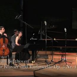 Ludwig van Beethoven – Sonate Nr. 1 für Klavier und Cello Op. 5/1 F-Dur